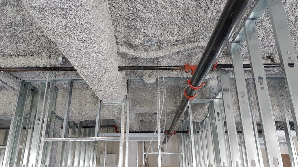 Insulation Calgary Spray Foam Insulation Ideal Insulation