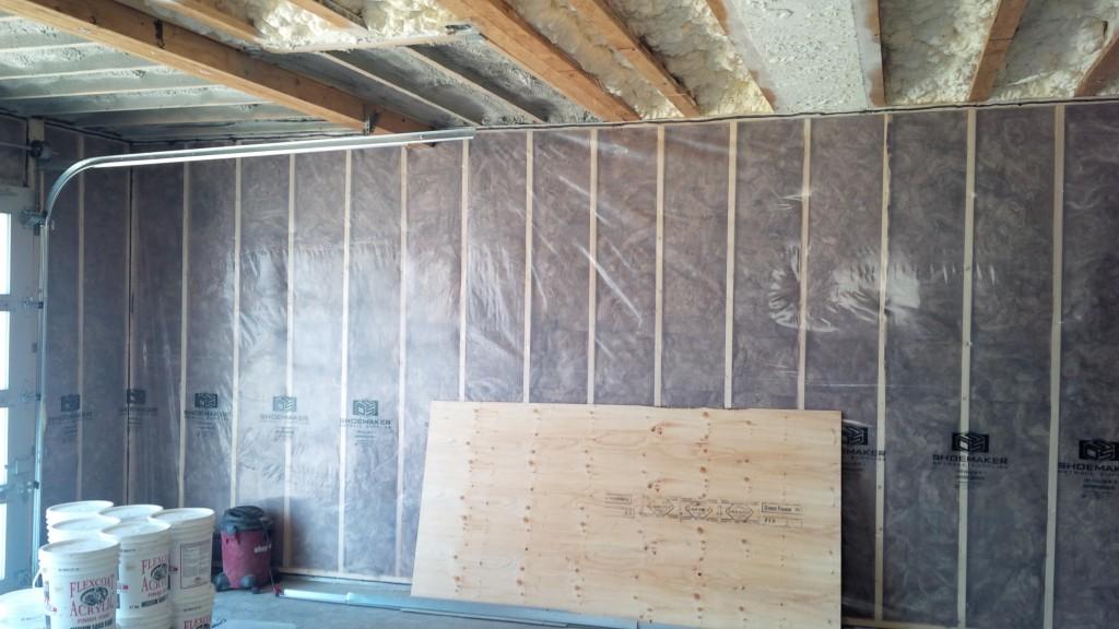 Wall Insulation Calgary Amp Edmonton Ideal Insulation