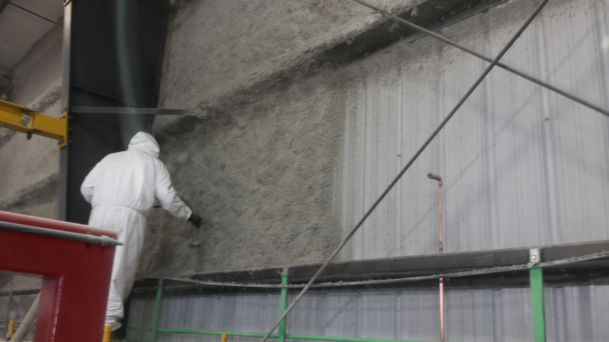 Thermal Fireproofing Ideal Insulation Amp Roofing