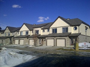 new construction roofing townhouses