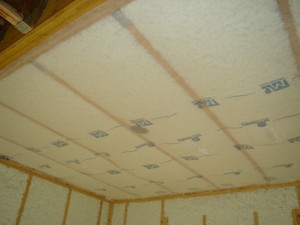 spider installation in walls & ceiling