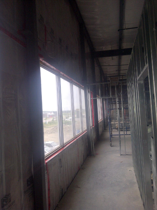 commercial project - fiberglass batts (3)