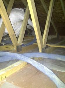 spray foam 1/2 lb open- cell spray foam insulation