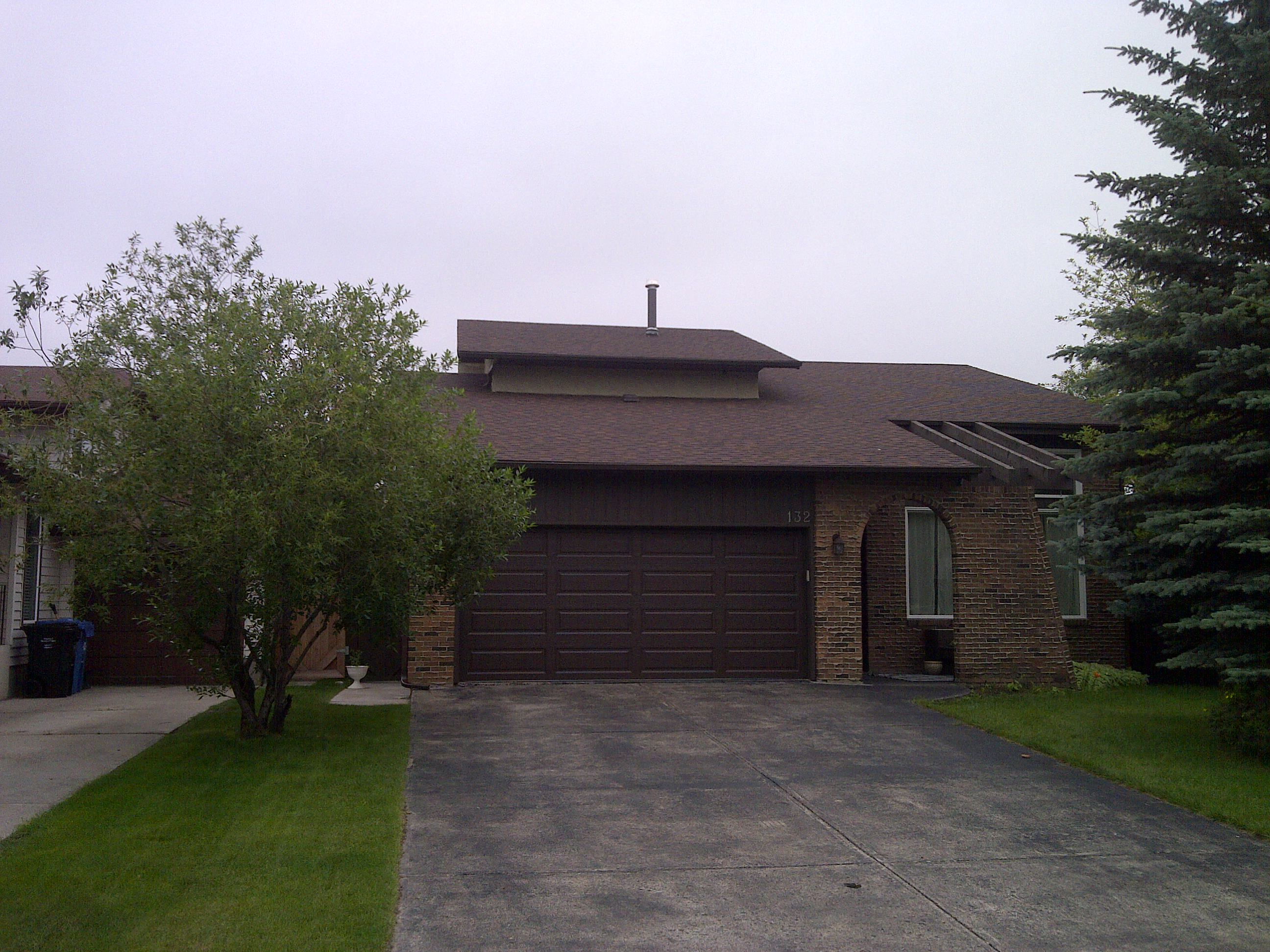 Owens Corning Duration - Brownwood shingle
