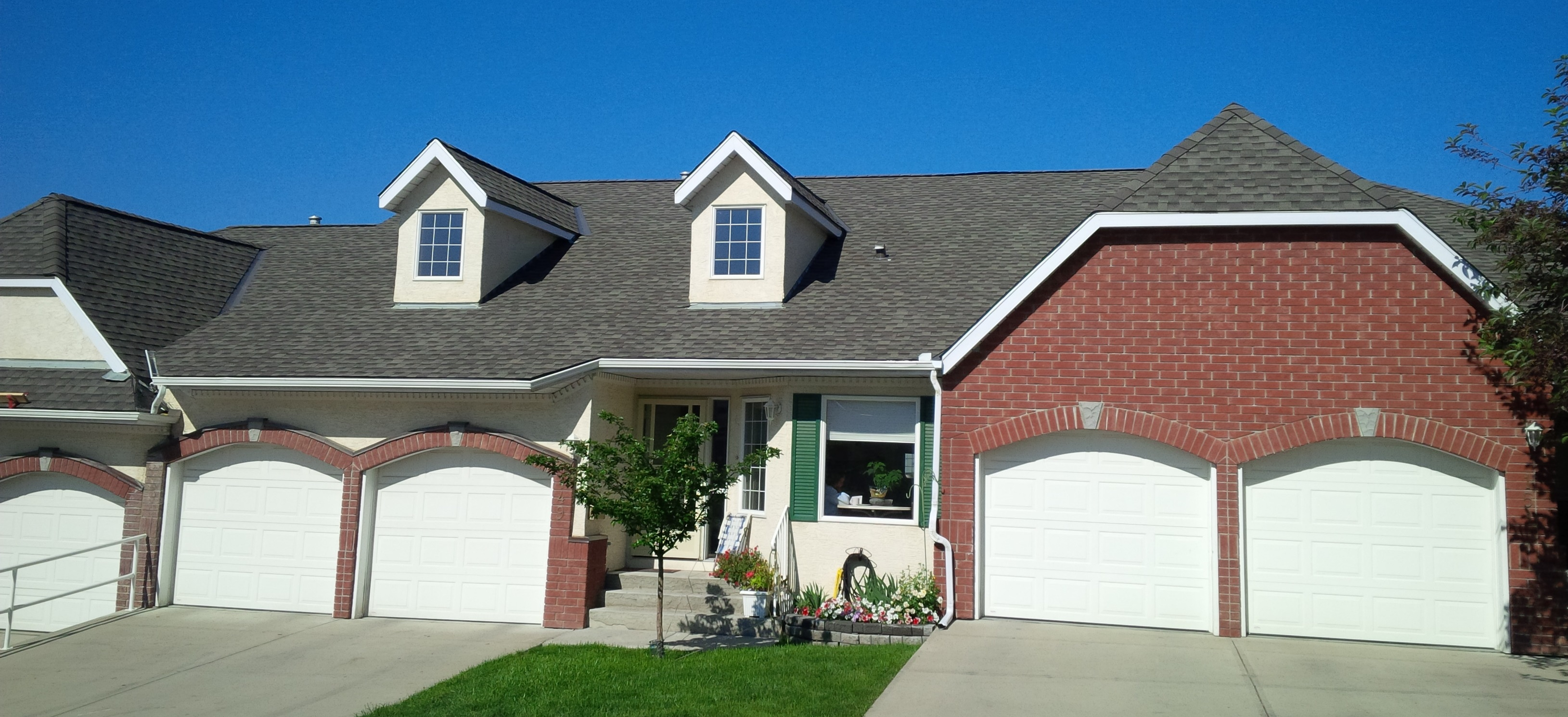 timberline weatherwood re-roof