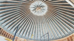 cathedral ceiling - 2lb spray foam