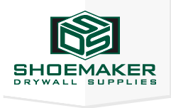 shoemaker drywall supply logo